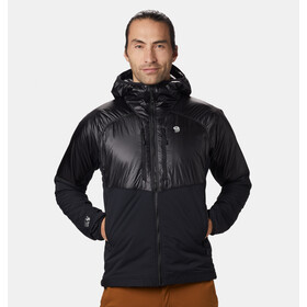 Mountain Hardwear Kor Strata Alpine Hoody Jacket Herre black